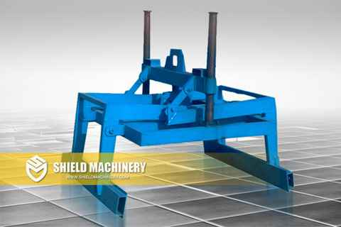 Foam Concrete Brick Machine Stacking Machine