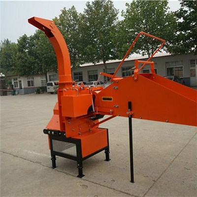 Mechanical Pto Wood Chipper