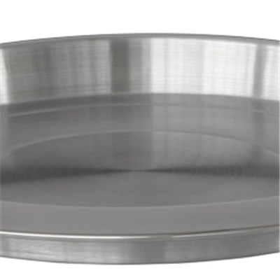 WT004 Stainless Steel Barware Serving Tray Wine Tray Bar Tray Round Tray