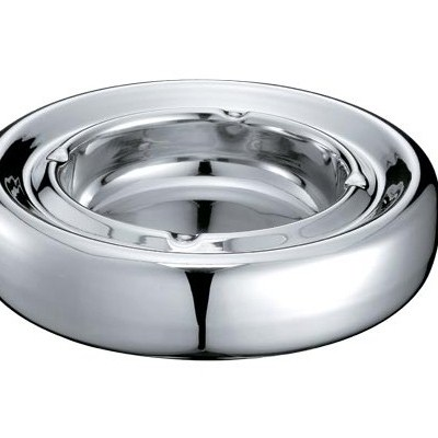 AS002 Stainless Steel Barware Waterproof Cigar Ashtrays Good Quality