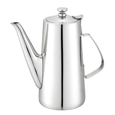 SK011 Stainless Steel Barware Water Pitcher Ice Kettle Water Jug with Handle Middle Size