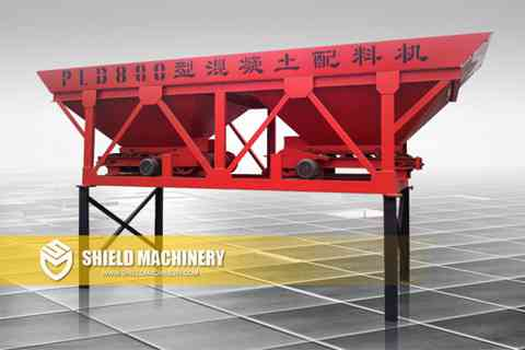 Non-autoclaved Aerated Concrete Brick Machine Electronic Batching Machine