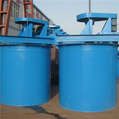 High Efficiency Agitation Tanks
