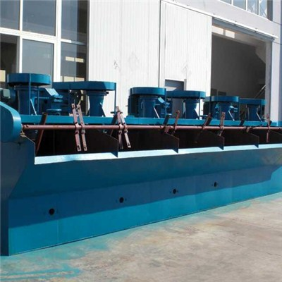 SF Mechanical Agitating Flotation Cell With Auto Air Suction