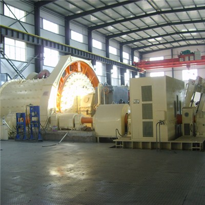 Wet Grinding Ball Mill