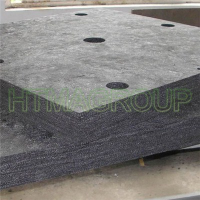 Rigid Graphite Felt Parts