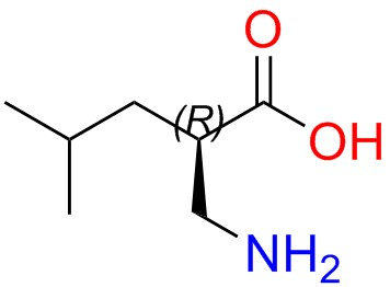 (R)-2-(aminomethyl)-4-methylpentanoic Acid