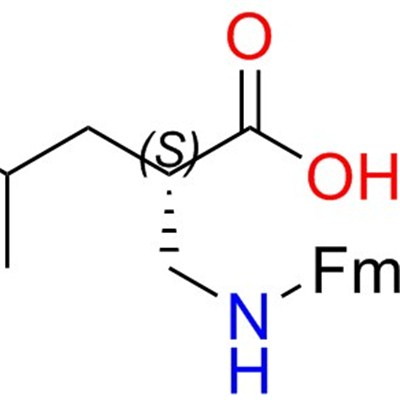 Fmoc-(S)-2-(aminomethyl)-4-methylpentanoic Acid