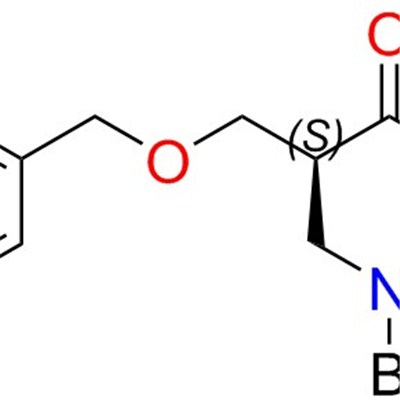 Boc-(S)-3-amino-2-(benzyloxymethyl)propanoic Acid