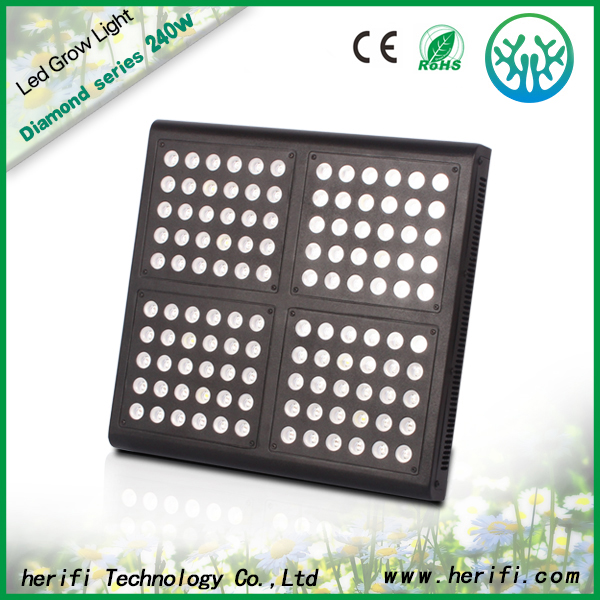 `Distachable Herifi LED Grow Light Diamond series 200w-900w ZS005 for Plant Growth