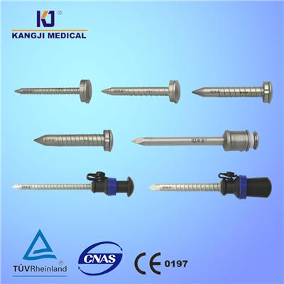 New-style Threaded Trocar