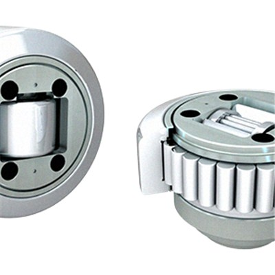 Combined Bearings Adjustable From Outside For Steel Sections