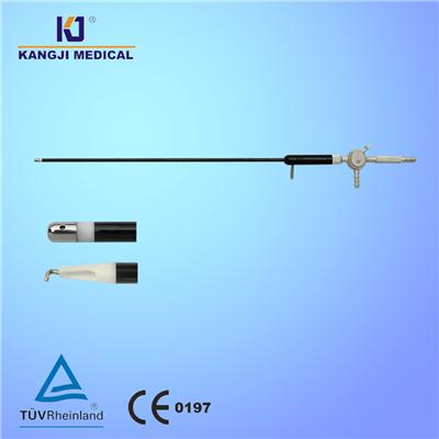 Monopolar HF Electrode With Suction And Irrigation