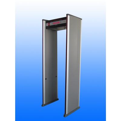 Multizone Walk Through Metal Detector