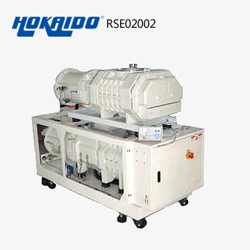 Hokaido Spiral Fast Cooling Dry Screw Vacuum Pump (RSE2002)