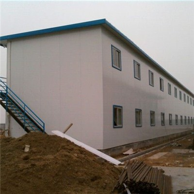 Single Slope Prefabricated House