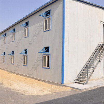 Two Floor Prefabricated House