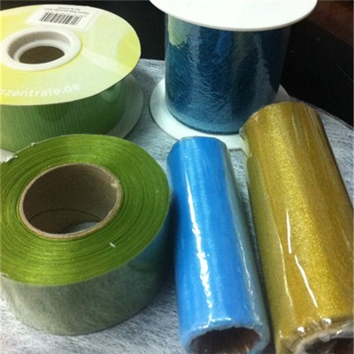 Organza Rolls For Chair Sash