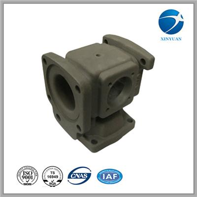 Professional OEM Casting Casting Iron Pan Support