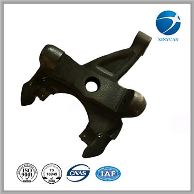 Casting Iron Front Wheel Hub Foundry Sand Casting