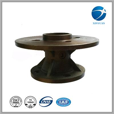 Casting Iron Front Wheel Hub Ductile Iron Casting Foundry