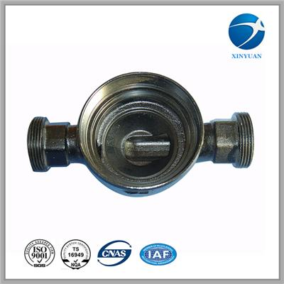 Casting Iron Front Wheel Hub Casting Foundry China