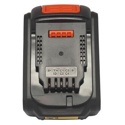 Dewalt 20v 20 Volt Dcb207 Lithium Ion Battery Packs