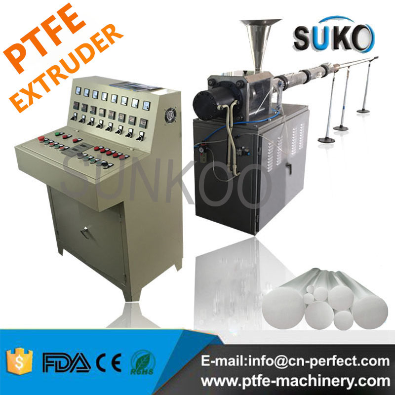 eflon PTFE Rod Ram Extruder Automatic Machine PFB150 Dia 80mm-150mm