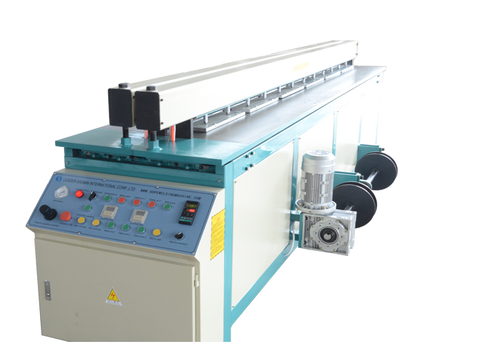 SWT-PH5000 Plastic Sheet Butt Welding Machine