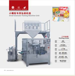 Washing Powder Packaging Machine
