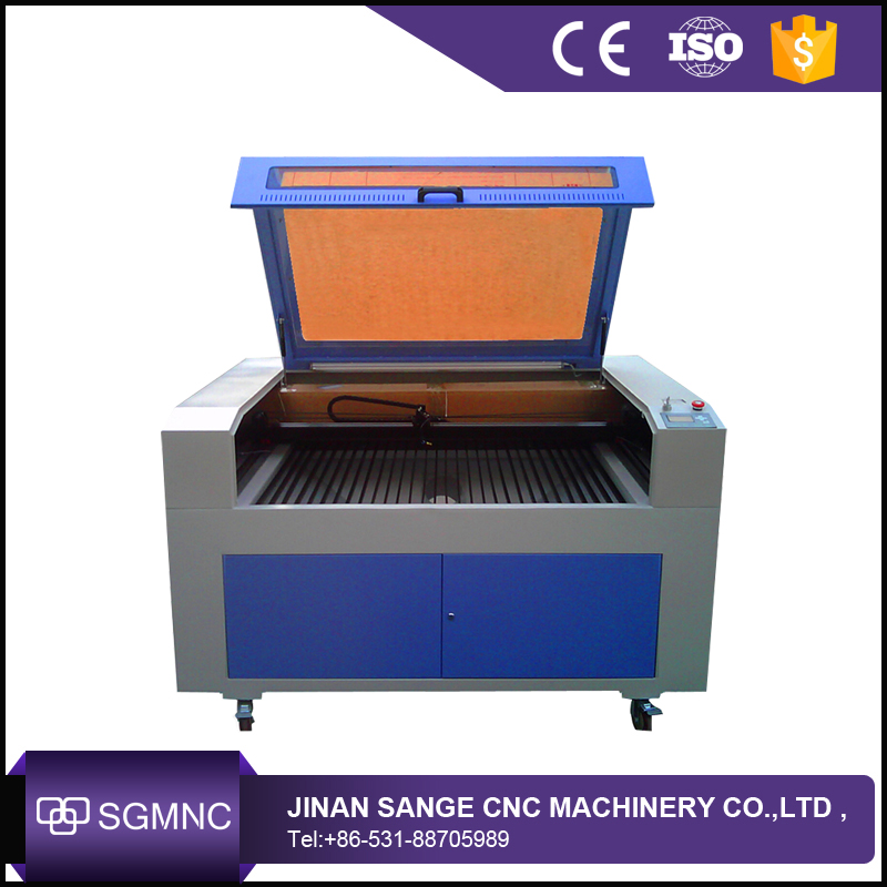 SG 6090 China laser engraver cutting