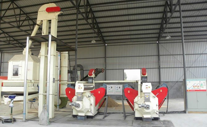 Reasons to Take FTM Wood Pellet Mill into Use