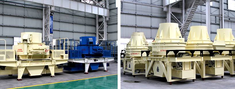 VSI Sand Maker/FTM VSI Sand Maker/Application of Sand Maker