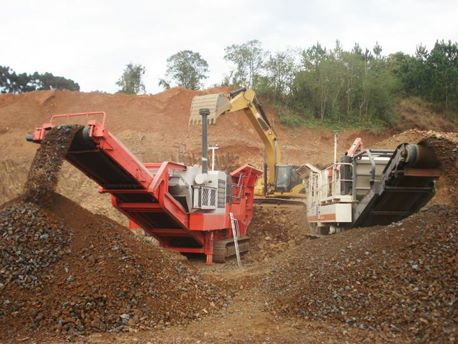 Mobile Jaw Crusher/Mobile Crusher/The Detail of Mobile Crusher