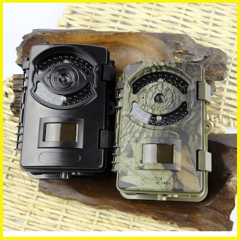 0.5s Infrared Hunting Scouting Camera 1080P HD Video Digital Wildlife Camera Big Eye D3 Solar Hunting Camera