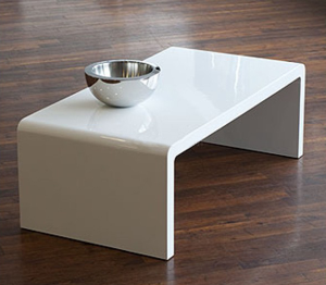 Corian End Customized Table