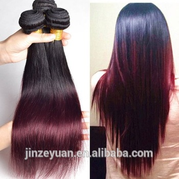 Straight Brazilian Hair Weave