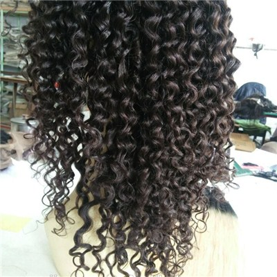 2016 Hot Selling Peruvian Hair Full Lace Wig