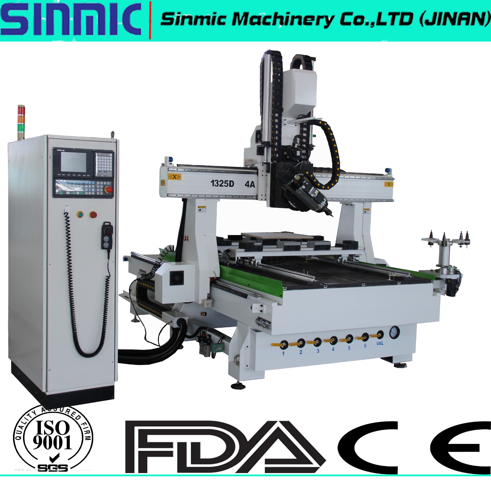 cnc router and cnclaser machine