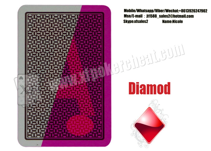 American A Plus Marked  Playing Cards For UV Contact Lenses / Private Casino