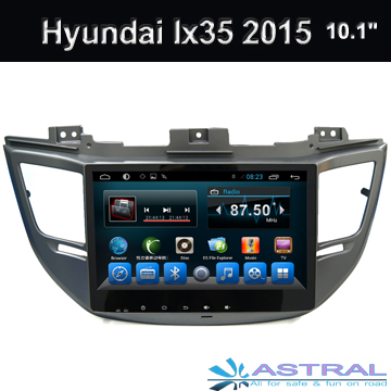 2Din Car Radio GPS Player for Hyundai Ix35 2015 Car DVD Player BT Wifi DVD