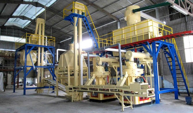 Role of Sawdust Pellet Mill to Make Poker Fodder