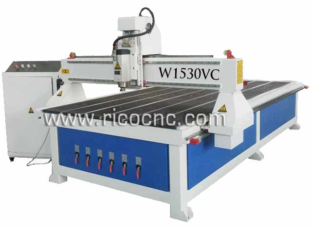 5 x 10 CNC Router 1530 Woodworking Machine W1530VC