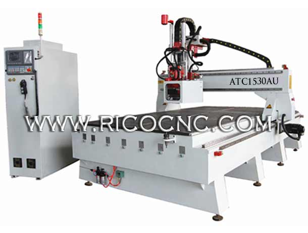 5x10 ATC CNC Router with Umbrella Type Auto Tool Changer Mechanism ATC1530AU