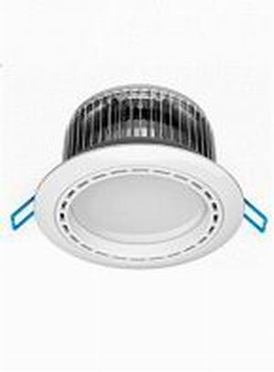 15W LED Fin Downlight