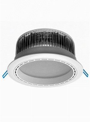 36W LED Fin Downlight