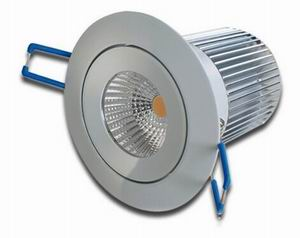 15W LED COB Downlight