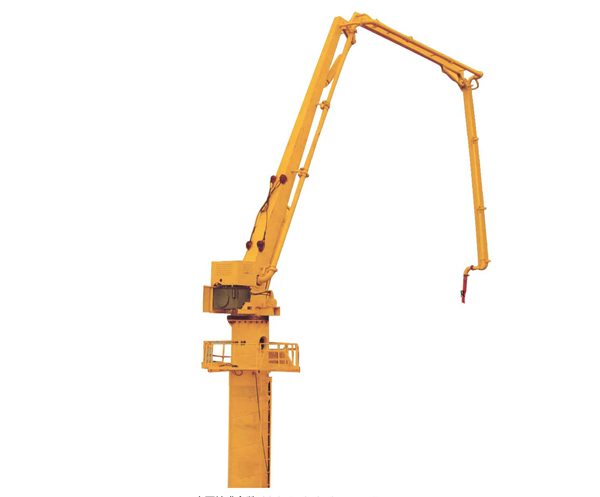 Hydraulic Placing Boom