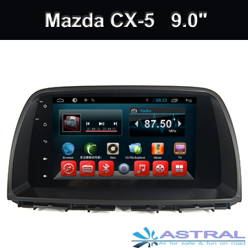 2 Din Android Car Radio Multimedia Player for Mazda CX-5 Car DVD GPS Navigation Bulit in Quad Core Bluetooth Wifi