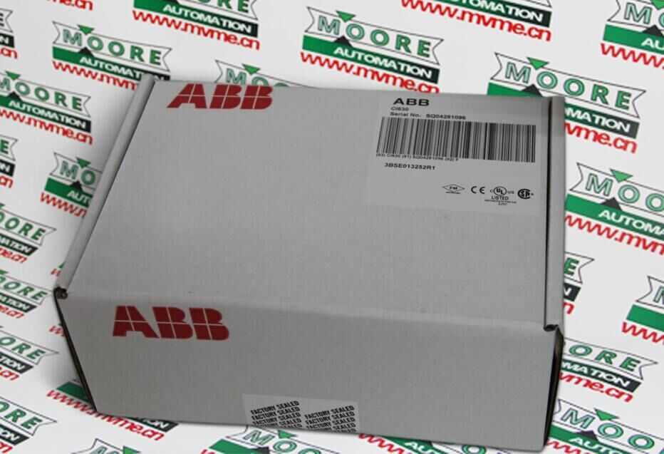 ABB H&B Contronic RS01 RS 01